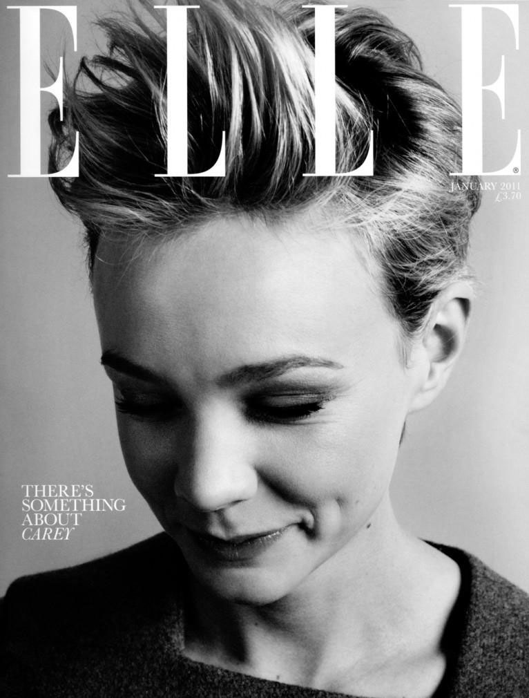 Photographer: David Slijper, Model: Carey Mulligan.